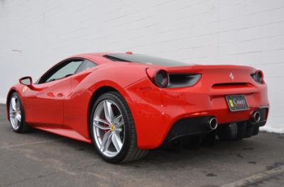 New 2018 Ferrari 488 GTB New 2018 Ferrari 488 GTB for sale $229,900 at Cauley Ferrari in West Bloomfield MI 66
