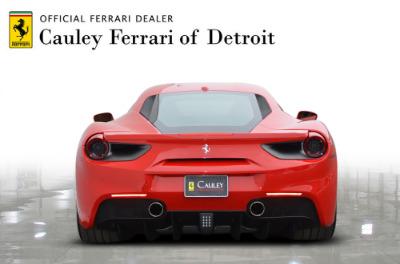 New 2018 Ferrari 488 GTB New 2018 Ferrari 488 GTB for sale $229,900 at Cauley Ferrari in West Bloomfield MI 7