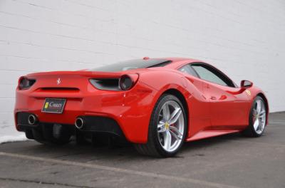 New 2018 Ferrari 488 GTB New 2018 Ferrari 488 GTB for sale $229,900 at Cauley Ferrari in West Bloomfield MI 71