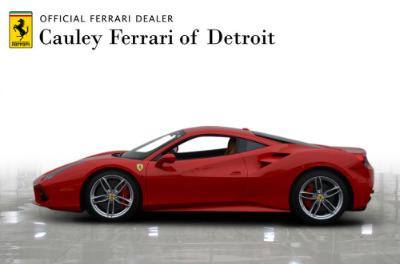 New 2018 Ferrari 488 GTB New 2018 Ferrari 488 GTB for sale $229,900 at Cauley Ferrari in West Bloomfield MI 9