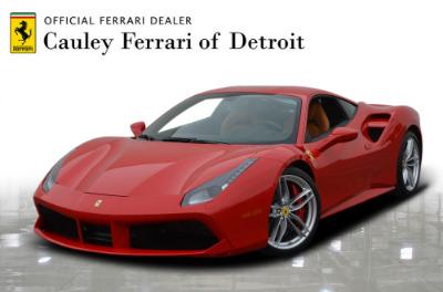New 2018 Ferrari 488 GTB New 2018 Ferrari 488 GTB for sale $229,900 at Cauley Ferrari in West Bloomfield MI 1