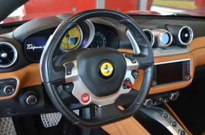 Used 2016 Ferrari California T Used 2016 Ferrari California T for sale Sold at Cauley Ferrari in West Bloomfield MI 34