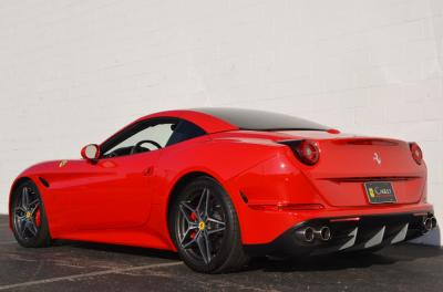 Used 2016 Ferrari California T Used 2016 Ferrari California T for sale Sold at Cauley Ferrari in West Bloomfield MI 79