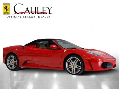 Used 2007 Ferrari F430 F1 Spider Used 2007 Ferrari F430 F1 Spider for sale Sold at Cauley Ferrari in West Bloomfield MI 10