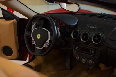 Used 2007 Ferrari F430 F1 Spider Used 2007 Ferrari F430 F1 Spider for sale Sold at Cauley Ferrari in West Bloomfield MI 19