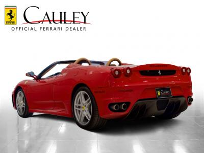 Used 2007 Ferrari F430 F1 Spider Used 2007 Ferrari F430 F1 Spider for sale Sold at Cauley Ferrari in West Bloomfield MI 8