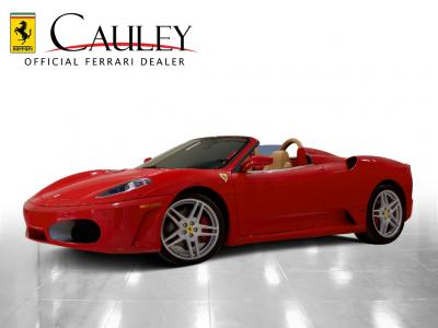 Used 2007 Ferrari F430 F1 Spider Used 2007 Ferrari F430 F1 Spider for sale Sold at Cauley Ferrari in West Bloomfield MI 1