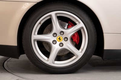 Used 2005 Ferrari 612 Scaglietti Used 2005 Ferrari 612 Scaglietti for sale $99,900 at Cauley Ferrari in West Bloomfield MI 15