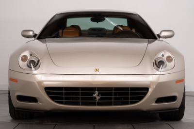 Used 2005 Ferrari 612 Scaglietti Used 2005 Ferrari 612 Scaglietti for sale $99,900 at Cauley Ferrari in West Bloomfield MI 3