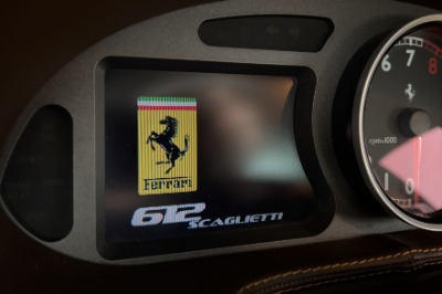 Used 2005 Ferrari 612 Scaglietti Used 2005 Ferrari 612 Scaglietti for sale $99,900 at Cauley Ferrari in West Bloomfield MI 35
