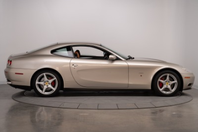Used 2005 Ferrari 612 Scaglietti Used 2005 Ferrari 612 Scaglietti for sale $99,900 at Cauley Ferrari in West Bloomfield MI 5