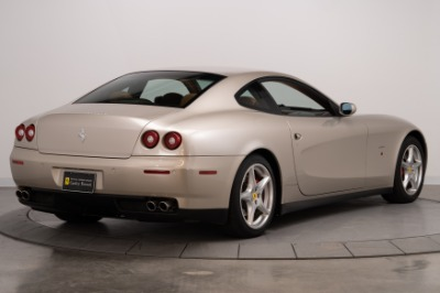 Used 2005 Ferrari 612 Scaglietti Used 2005 Ferrari 612 Scaglietti for sale $99,900 at Cauley Ferrari in West Bloomfield MI 6