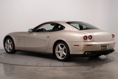 Used 2005 Ferrari 612 Scaglietti Used 2005 Ferrari 612 Scaglietti for sale $99,900 at Cauley Ferrari in West Bloomfield MI 8