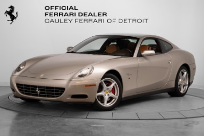 Used 2005 Ferrari 612 Scaglietti Used 2005 Ferrari 612 Scaglietti for sale $99,900 at Cauley Ferrari in West Bloomfield MI 1