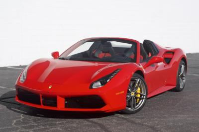 New 2019 Ferrari 488 Spider New 2019 Ferrari 488 Spider for sale Sold at Cauley Ferrari in West Bloomfield MI 16