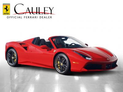 New 2019 Ferrari 488 Spider New 2019 Ferrari 488 Spider for sale Sold at Cauley Ferrari in West Bloomfield MI 3