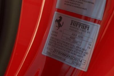 New 2019 Ferrari 488 Spider New 2019 Ferrari 488 Spider for sale Sold at Cauley Ferrari in West Bloomfield MI 50