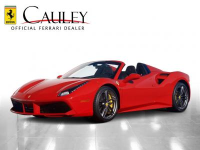 New 2019 Ferrari 488 Spider New 2019 Ferrari 488 Spider for sale Sold at Cauley Ferrari in West Bloomfield MI 1