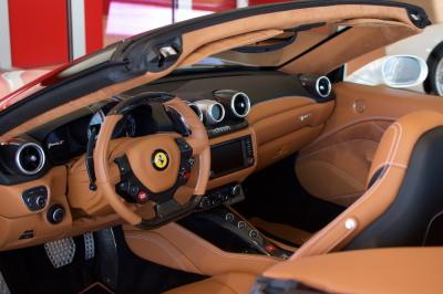 Used 2016 Ferrari California T Used 2016 Ferrari California T for sale Sold at Cauley Ferrari in West Bloomfield MI 29