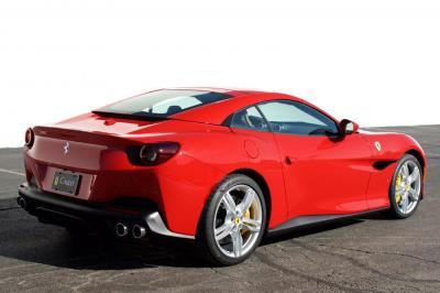 New 2019 Ferrari Portofino New 2019 Ferrari Portofino for sale Sold at Cauley Ferrari in West Bloomfield MI 14