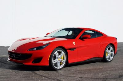 New 2019 Ferrari Portofino New 2019 Ferrari Portofino for sale Sold at Cauley Ferrari in West Bloomfield MI 18