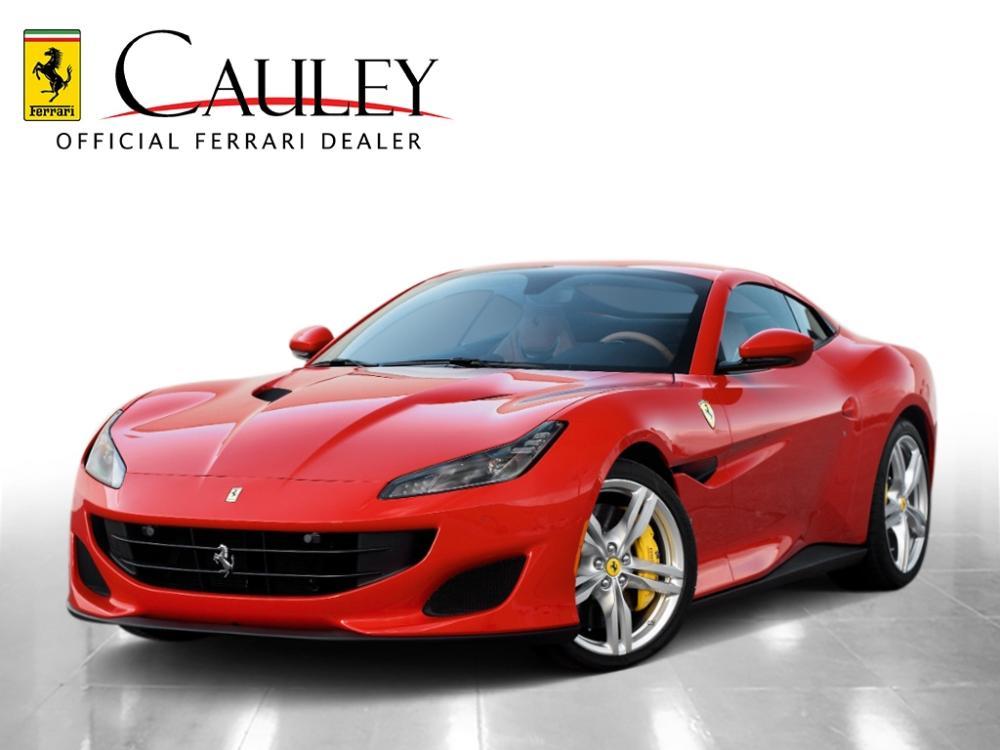 New 2019 Ferrari Portofino