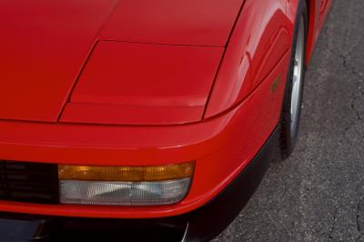 Used 1990 Ferrari Testarossa Used 1990 Ferrari Testarossa for sale Sold at Cauley Ferrari in West Bloomfield MI 12