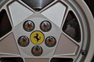 Used 1990 Ferrari Testarossa Used 1990 Ferrari Testarossa for sale Sold at Cauley Ferrari in West Bloomfield MI 17