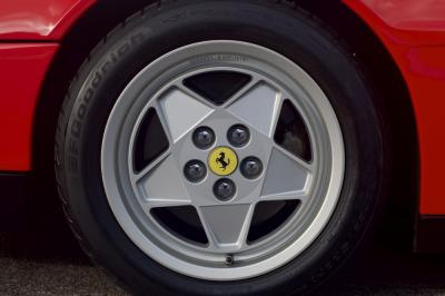 Used 1990 Ferrari Testarossa Used 1990 Ferrari Testarossa for sale Sold at Cauley Ferrari in West Bloomfield MI 18