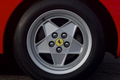 Used 1990 Ferrari Testarossa Used 1990 Ferrari Testarossa for sale Sold at Cauley Ferrari in West Bloomfield MI 21