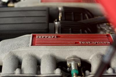 Used 1990 Ferrari Testarossa Used 1990 Ferrari Testarossa for sale Sold at Cauley Ferrari in West Bloomfield MI 35
