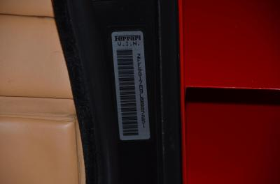 Used 1990 Ferrari Testarossa Used 1990 Ferrari Testarossa for sale Sold at Cauley Ferrari in West Bloomfield MI 38