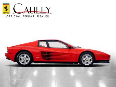 Used 1990 Ferrari Testarossa Used 1990 Ferrari Testarossa for sale Sold at Cauley Ferrari in West Bloomfield MI 5