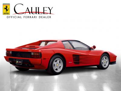 Used 1990 Ferrari Testarossa Used 1990 Ferrari Testarossa for sale Sold at Cauley Ferrari in West Bloomfield MI 6