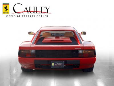 Used 1990 Ferrari Testarossa Used 1990 Ferrari Testarossa for sale Sold at Cauley Ferrari in West Bloomfield MI 7