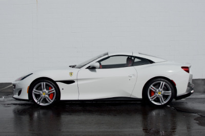 New 2019 Ferrari Portofino New 2019 Ferrari Portofino for sale Sold at Cauley Ferrari in West Bloomfield MI 16