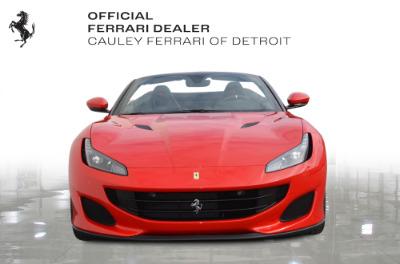 New 2019 Ferrari Portofino New 2019 Ferrari Portofino for sale $274,900 at Cauley Ferrari in West Bloomfield MI 3