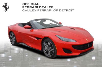 New 2019 Ferrari Portofino New 2019 Ferrari Portofino for sale $274,900 at Cauley Ferrari in West Bloomfield MI 4