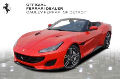 New 2019 Ferrari Portofino New 2019 Ferrari Portofino for sale $274,900 at Cauley Ferrari in West Bloomfield MI 1