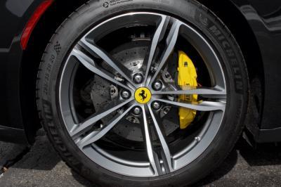 Used 2019 Ferrari GTC4Lusso Used 2019 Ferrari GTC4Lusso for sale Sold at Cauley Ferrari in West Bloomfield MI 17
