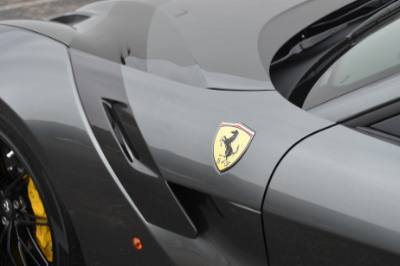 Used 2017 Ferrari F12berlinetta tdf Used 2017 Ferrari F12berlinetta tdf for sale Sold at Cauley Ferrari in West Bloomfield MI 46