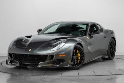 Used 2017 Ferrari F12berlinetta tdf Used 2017 Ferrari F12berlinetta tdf for sale Sold at Cauley Ferrari in West Bloomfield MI 54