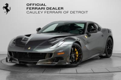 Used 2017 Ferrari F12berlinetta tdf Used 2017 Ferrari F12berlinetta tdf for sale Sold at Cauley Ferrari in West Bloomfield MI 1
