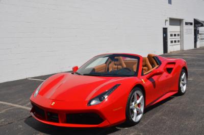 Used 2017 Ferrari 488 Spider Used 2017 Ferrari 488 Spider for sale Sold at Cauley Ferrari in West Bloomfield MI 10