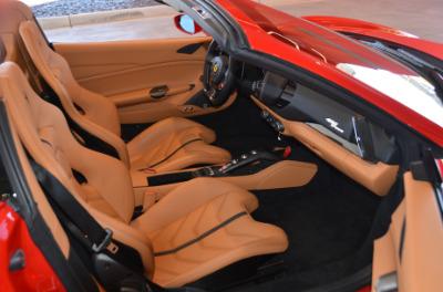Used 2017 Ferrari 488 Spider Used 2017 Ferrari 488 Spider for sale Sold at Cauley Ferrari in West Bloomfield MI 34