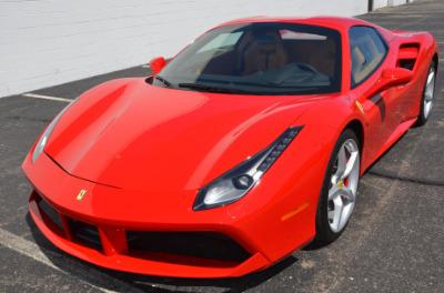 Used 2017 Ferrari 488 Spider Used 2017 Ferrari 488 Spider for sale Sold at Cauley Ferrari in West Bloomfield MI 44