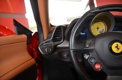 Used 2013 Ferrari 458 Spider Used 2013 Ferrari 458 Spider for sale Sold at Cauley Ferrari in West Bloomfield MI 22