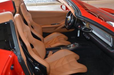 Used 2013 Ferrari 458 Spider Used 2013 Ferrari 458 Spider for sale Sold at Cauley Ferrari in West Bloomfield MI 31