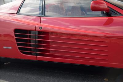 Used 1988 Ferrari Testarossa Used 1988 Ferrari Testarossa for sale $134,900 at Cauley Ferrari in West Bloomfield MI 15