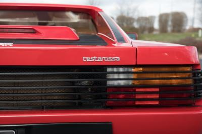 Used 1988 Ferrari Testarossa Used 1988 Ferrari Testarossa for sale $134,900 at Cauley Ferrari in West Bloomfield MI 17
